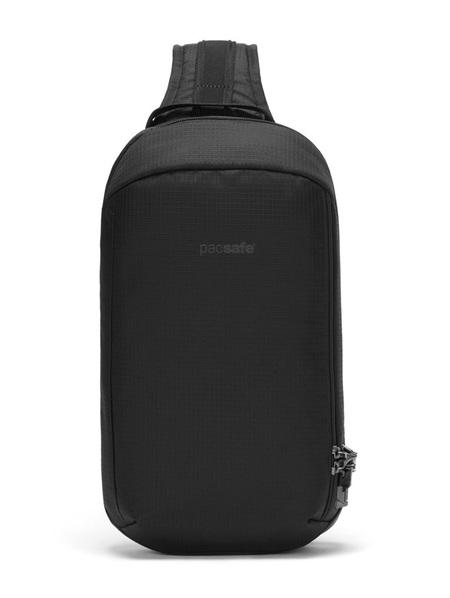 Vibe 325 Anti-Theft Sling Pack Jet Blk