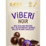 Viberi Organic Blackcurrants Noir 90g