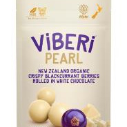 Viberi Organic Blackcurrants Pearl 90g