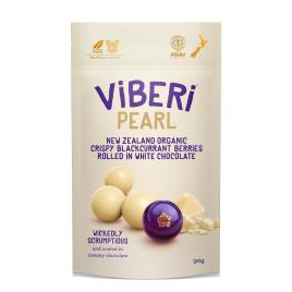 Viberi Organic Blackcurrants Pearl 90g