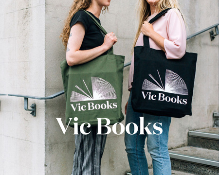 Vic Books brand