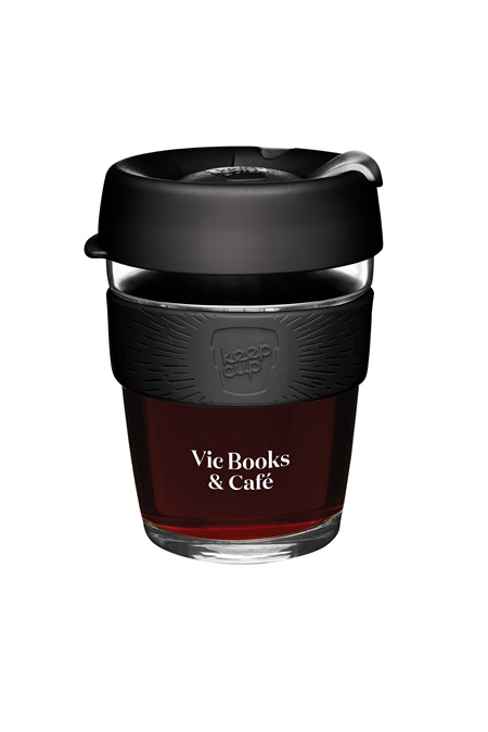 Vic Books & Cafe KeepCup