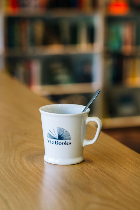 Vic Books Union Mug