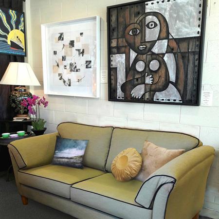 Vichy Sofa