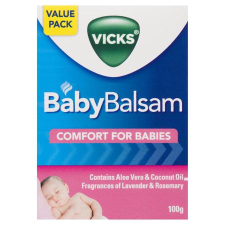 VICKS BabyBalsam 100G