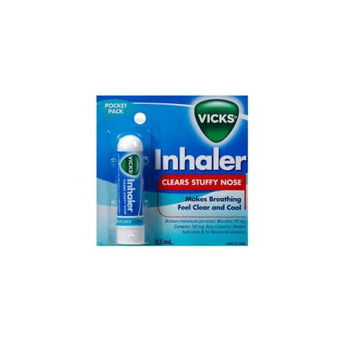 Vicks Inhaler Single 0.5ML