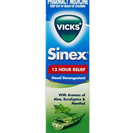 Vicks Sinex Spray