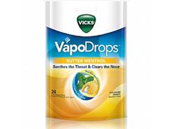 VICKS Vapodrops Butter Menthol 24