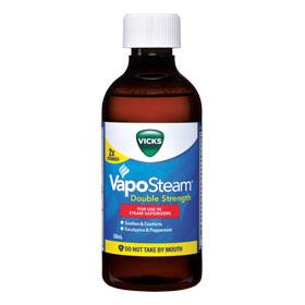 Vicks VapoSteam - Double Strength