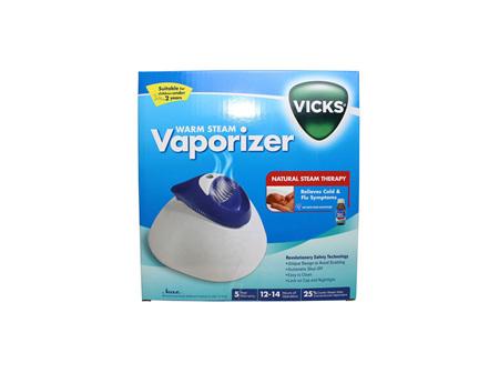 VICKS Warm Steam Vaporizer