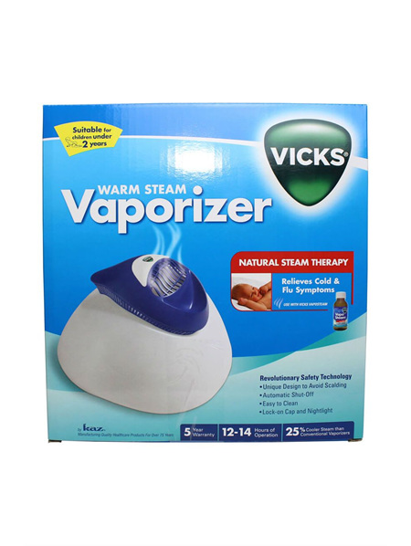 VICKS Warm Steam Vaporizer