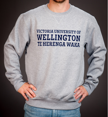 Victoria University of Wellington Crew Neck