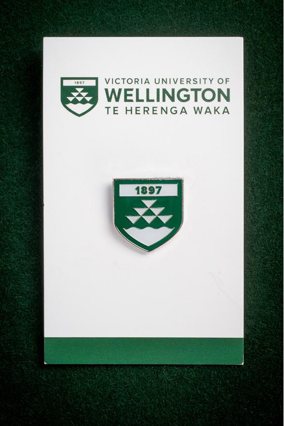 Victoria University of Wellington Lapel Pin
