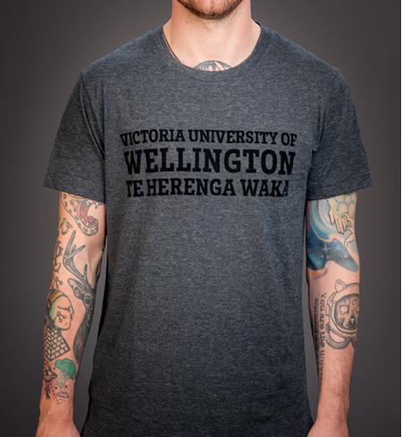 Victoria University of Wellington Tee