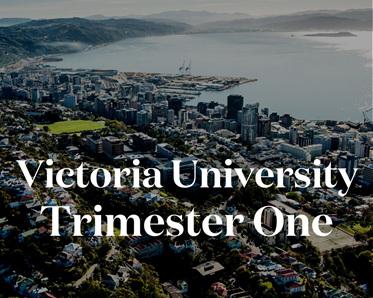 Victoria University Trimester One