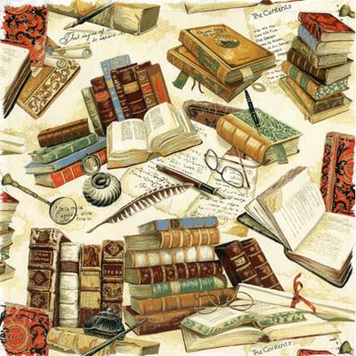 Victorian Vintage - Books