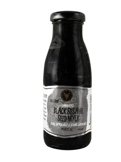 Vigour and Vitality (Black Sesame Mylk) 250ml