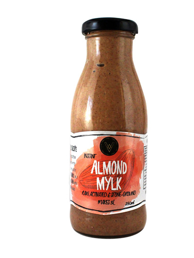Vigour and Vitality Mylk Almond 250ml