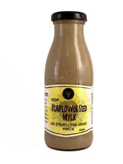 Vigour and Vitality (Sunflower Seed Mylk) 250ml