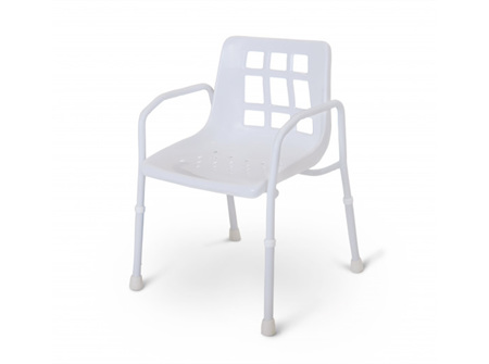 Viking Shower Chair with Arms