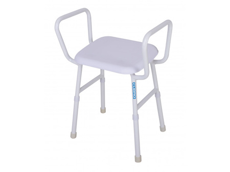 Viking Shower Stool with arms
