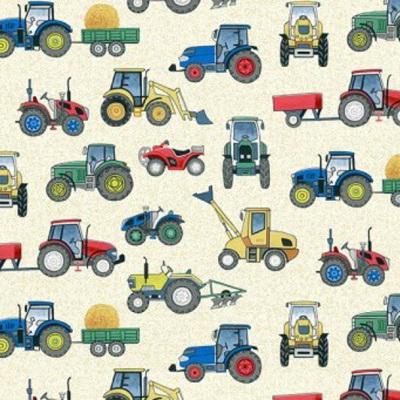 Village Life - Tractors