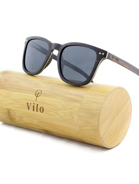 Vilo Wood Sunglasses