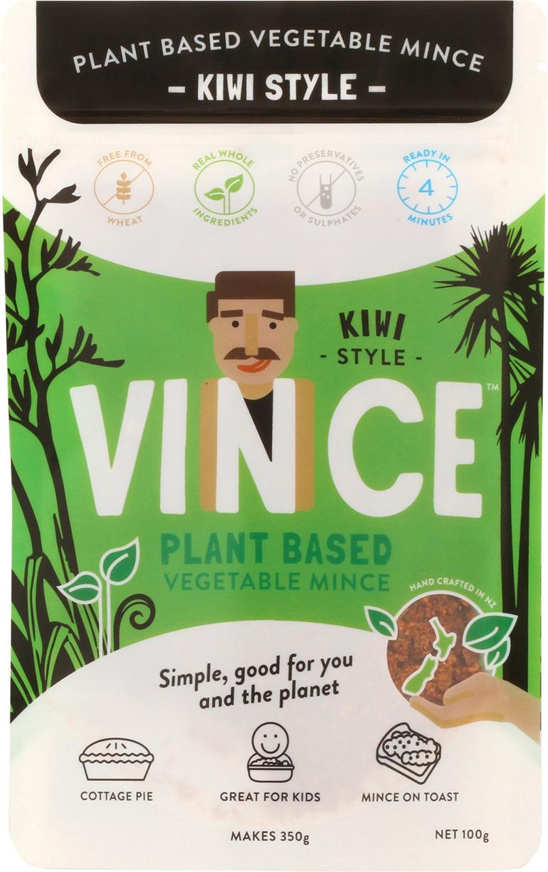 Vince Plant Based Vegetable Mince