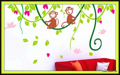 """""""Vine Monkey"""""""