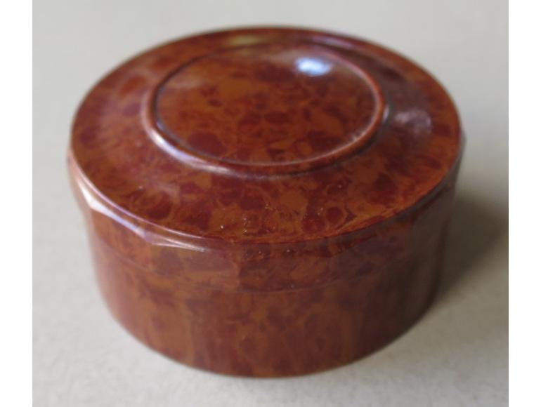 Vintage bakelite box