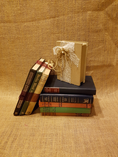 Books - Hardcover