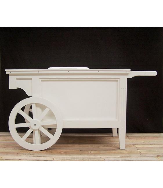 vintage cart hire