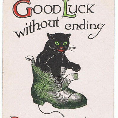 Good Luck without ending