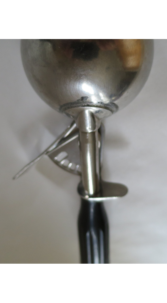 Vintage ice cream scoop