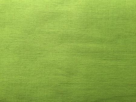 Vintage Italian Linen Cotton Blend Fabric - Lime Green