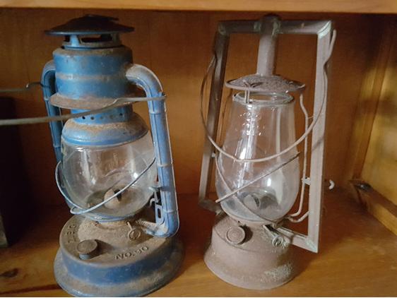 Vintage kerosene lamp wedding and event hire