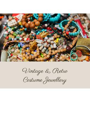 Vintage & Retro Costume Jewellery
