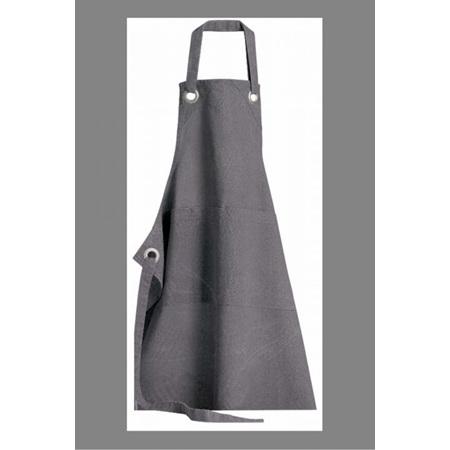 Vintage stonewashed apron