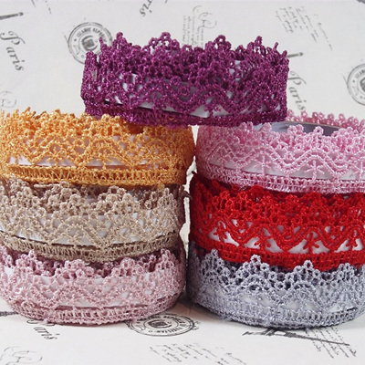 Vintage-Style Lace Adhesive Tape