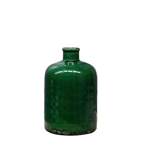 Vintage Urn - Emerald 864