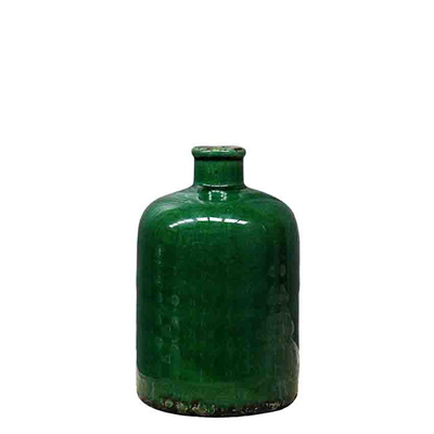 Vintage Urn - Emerald in 3 sizes 864-866