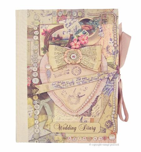 Vintage Wedding Diary