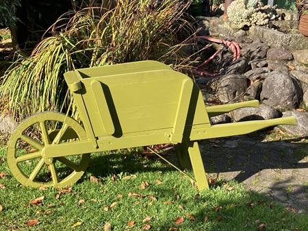 Vintage Wheelbarrow