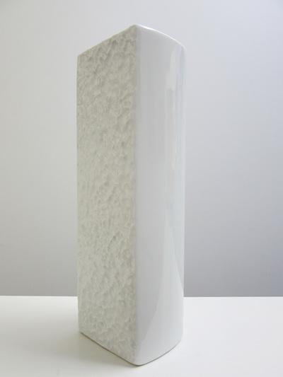 Vintage Winterling White Porcelain Vase