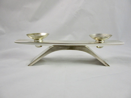 Vintage WMF Two Candle Holder