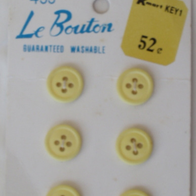 Lemon buttons