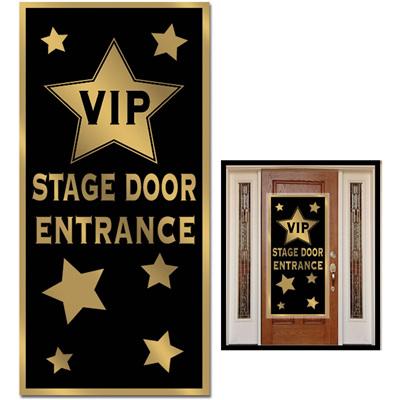VIP Stage Door Entrance Door Cover