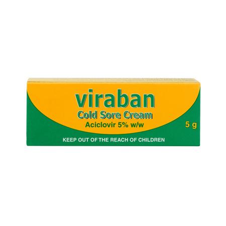 Viraban Cream 5g