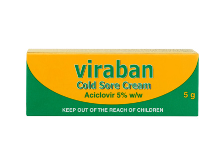 Viraban Cream 5g