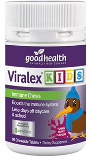 Viralex Kids Immune Chews  60 chewable tablets